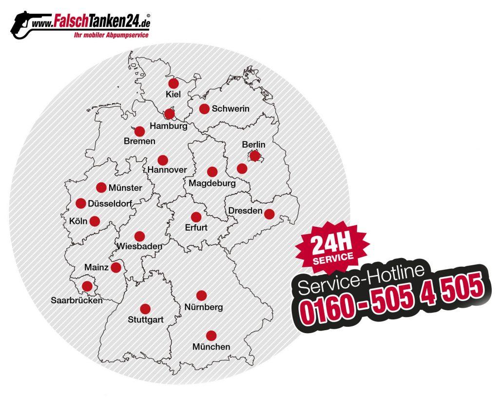 audi-falsch-getankt-Deutschland