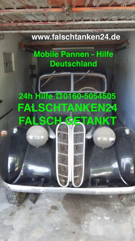 FALSCH GETANKT www.falschtanken24.de FALSCH GETANKT