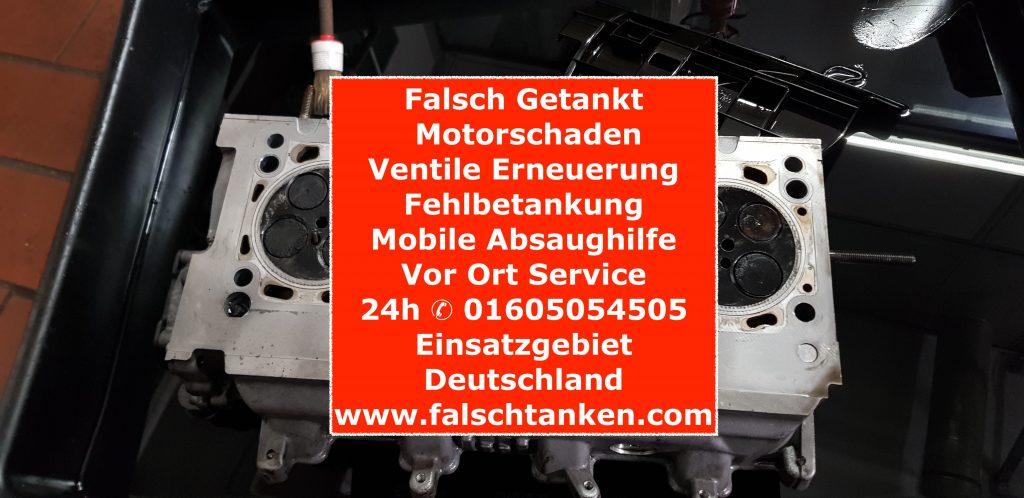 Auto falsch getankt in Regensburg? 24h Hilfe ☎︎ 0160-5054505