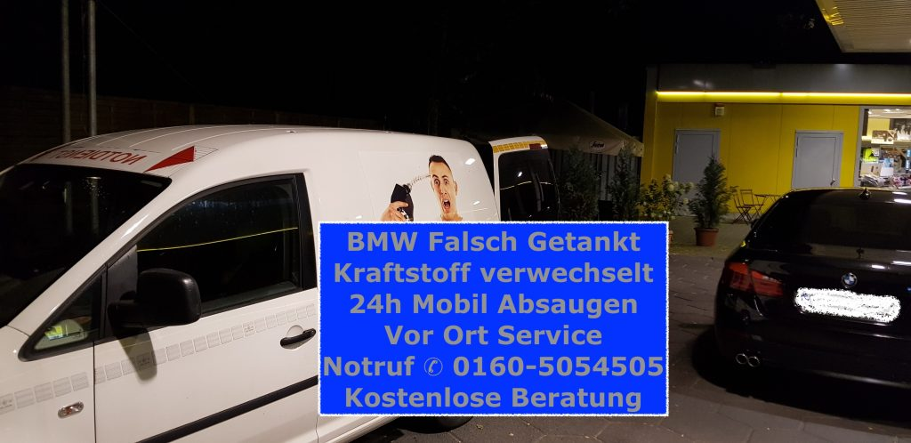 BMW-Falsch-getankt
