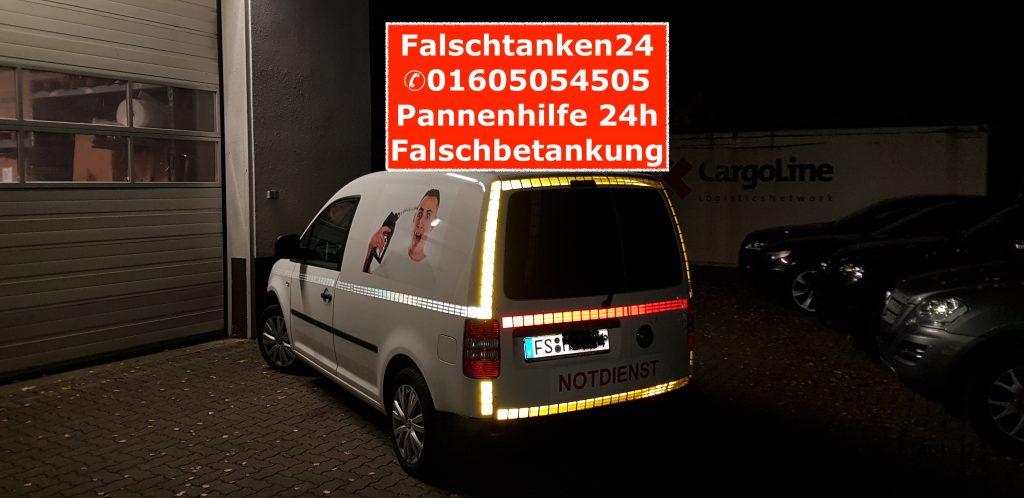 Falsch Getankt Hilfe Deutschland