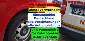 falsch-getankt-Kraftstoff-absaugen